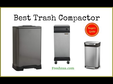 Trash Compactor Reviews Of The 7 Best