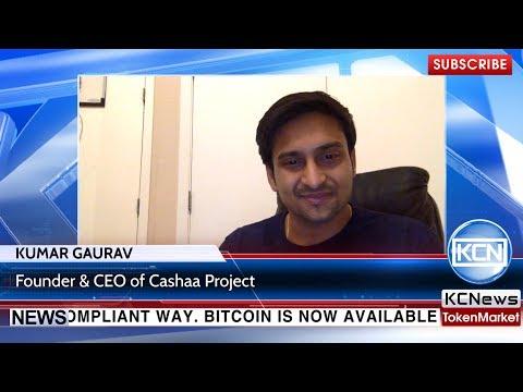 Interview with Kumar Gaurav, Cashaa Founder & CEO