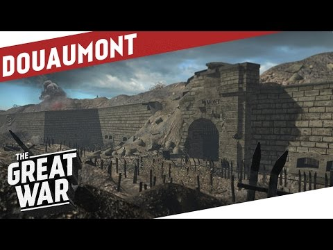 Exploring Fort Douaumont With The VERDUN Developers I THE GREAT WAR Special