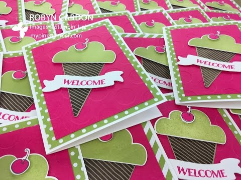 Episode 571   Biggest Birthday Ever Welcome Card