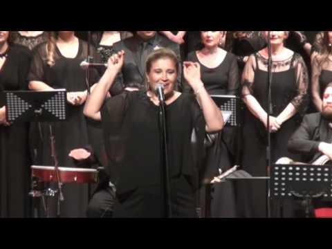 Havada Turna Sesi Var-Ömer Öcal Mozaik Sanat Topluluğu Solist Nazan Tavtay
