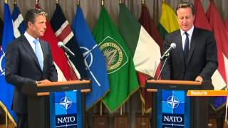 Генеральный секретарь НАТО: ситация в Украине стала переломной в истории альянса