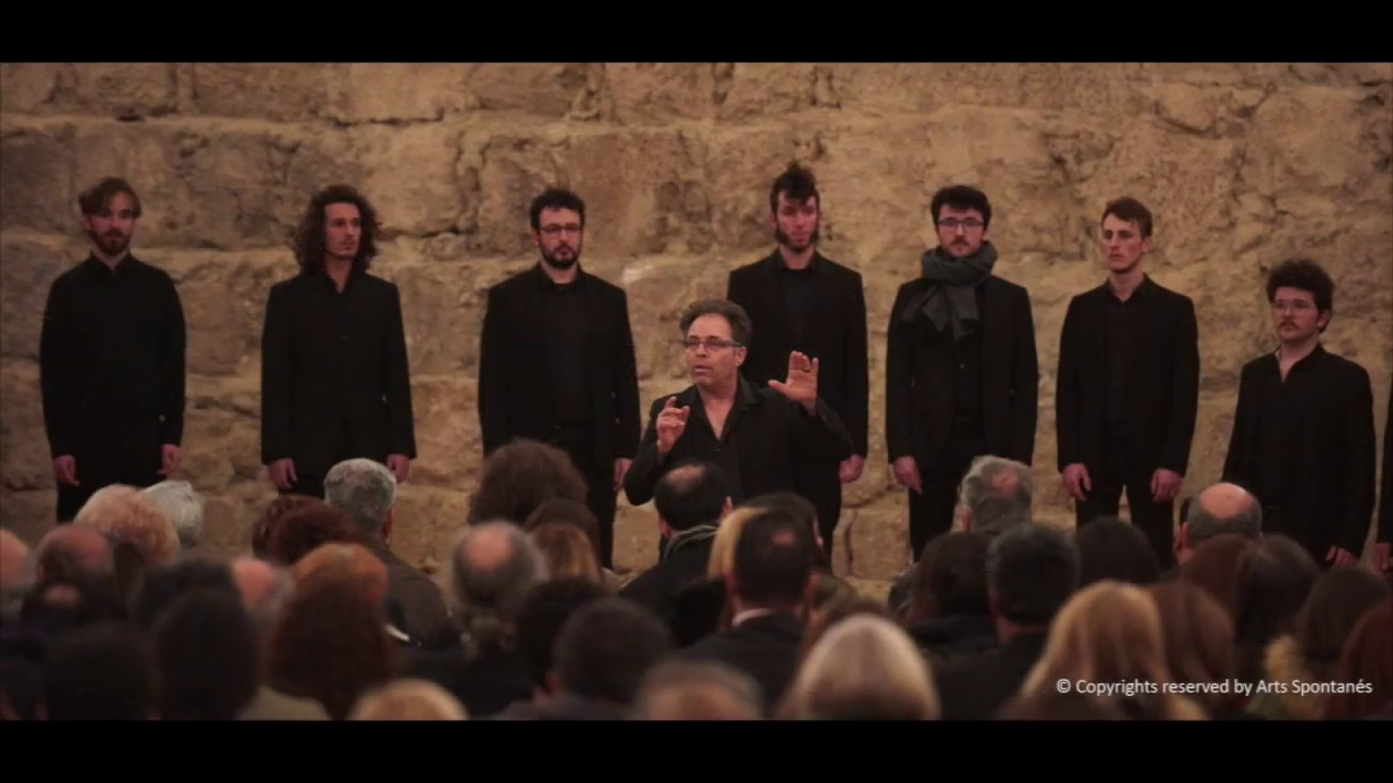 Festival European Polyphony - Medieval City of Rhodes