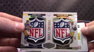 2016 Plates & Patches Football 12 Box Case 'Pick Your Team' GB