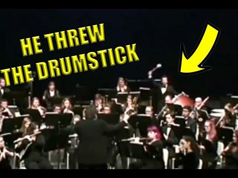 Best Classical Music Fail (Percussion)