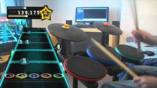 Dirty Little Secret - Guitar Hero - Drums Expert