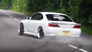 Download BEST-OF Tuner Cars Leaving a Car Show - 2017 [Part 1] Mp3 and Videos