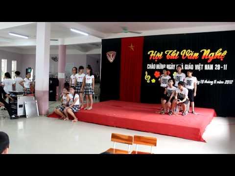 lop 8c Trung Vuong Quang Tri 20 thang 11