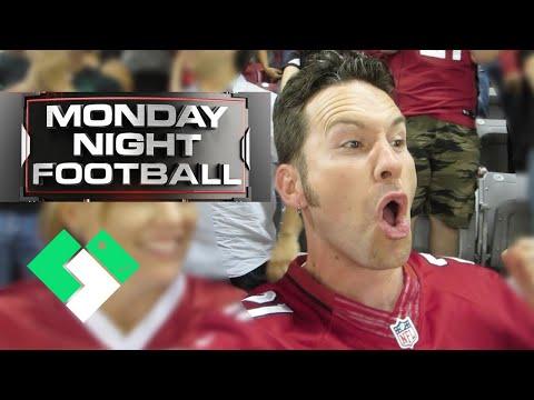 MONDAY NIGHT FOOTBALL - CARDINALS VS CHARGERS