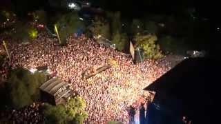 Dub FX - Love Someone LIVE @ EXIT Festival 2014 - Best Major European Festival