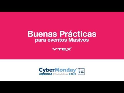 Webinar pre Cyber Monday 2016 - VTEX