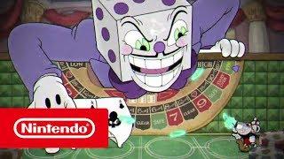 Cuphead - Announcement Trailer (Nintendo Switch)