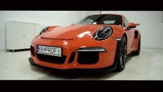 Pro Detailing Poprad XPel Wrapping + Ceramic Pro - Porsche GT3 RS 991