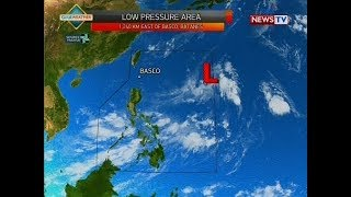 BT: Weather update as of 12:04 p.m. (September 5, 2018)
