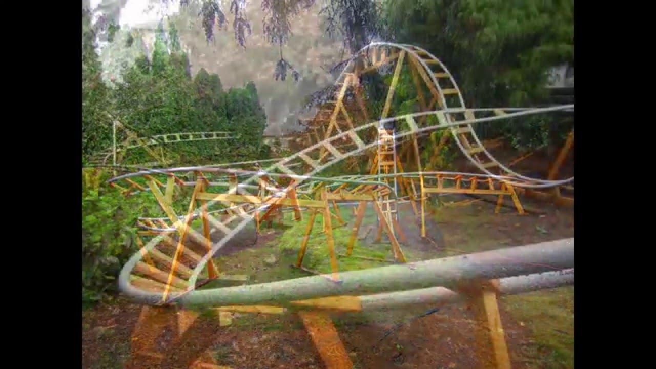 BYRC-3D-02 Backyard Roller Coaster - YouTube