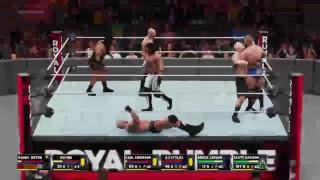 بث صباحي WWE2K18