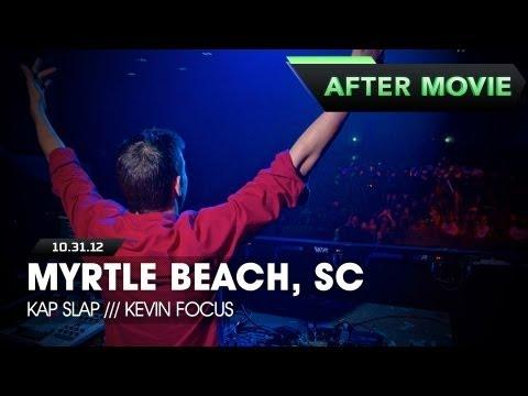 Life In Color - Myrtle Beach, SC - E.N.D Tour - 10/31/12 - Feat. Kap Slap