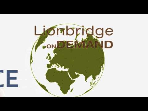 Lionbridge Enterprise onDemand