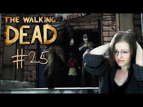 Walking Dead • Eindringen in Crawford ★ Let's Play The Walking Dead #25