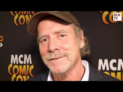 Falling Skies Will Patton Interview