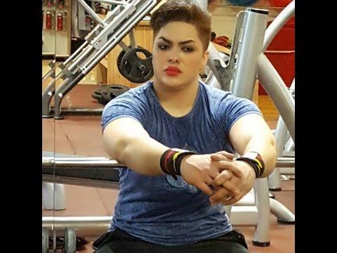 Iran's First Female Bodybuilder Won't Back Down