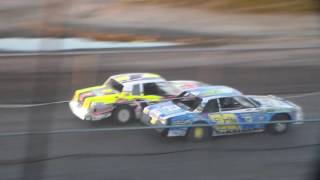 USRA Hobby Stock feature @ Mason City Motor Speedway 9/18/16