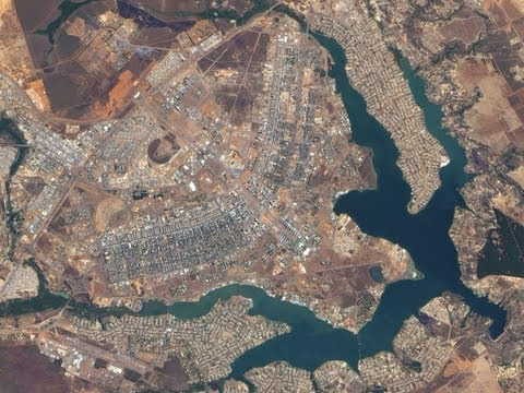 'Bird Shit Architecture' in Brasilia and Beyond