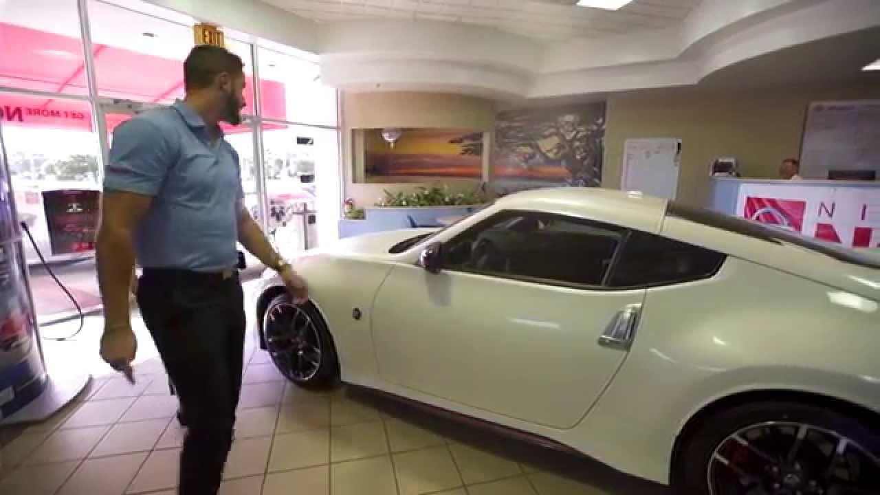 Wallace Nissan Of Stuart Fl Sales Youtube