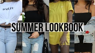 SUMMER LOOKBOOK 2017 ♡ || Marina Hokulani