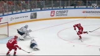 Kotlyarevsky wins it for Spartak in OT