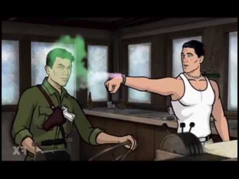 ARCHER best Quotes