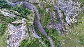 Cheddar Gorge by Drone