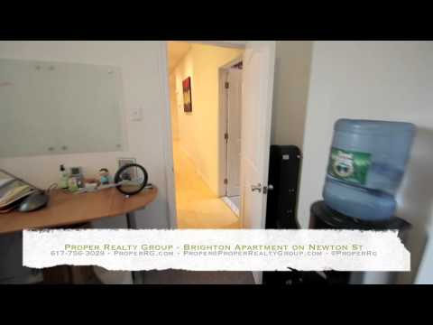 Boston Apartments - Brighton Apartment on Newton