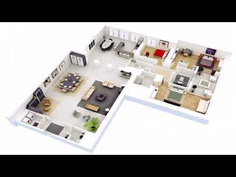 House Floor Plans One Story
