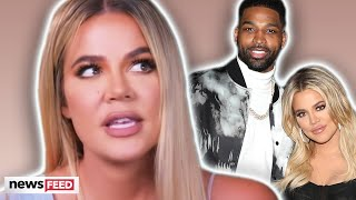 Khloe Kardashian Felt 'PRESSURE' To Get Back With <b>Tristan</b> ...