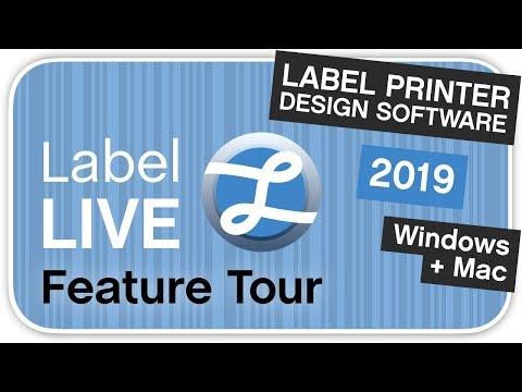 Introducing Label Printer Design Software For Mac And Windows