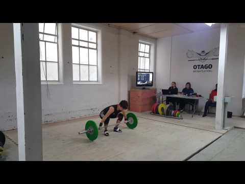 NZWA @ Otago Weightlifting 4/5/17