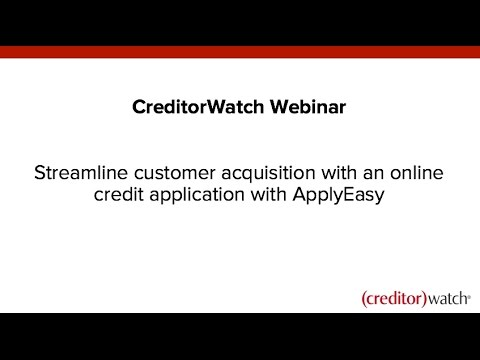 Streamline customer acquisition with an online credit application - ApplyEasy