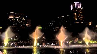 beautiful water fountain with music situasi by bunkface