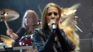 Epica - Blank Infinity (Live at São Paulo, Brazil)