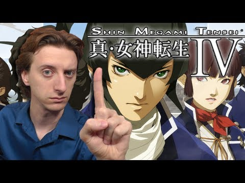 One Minute Review - Shin Megami Tensei IV