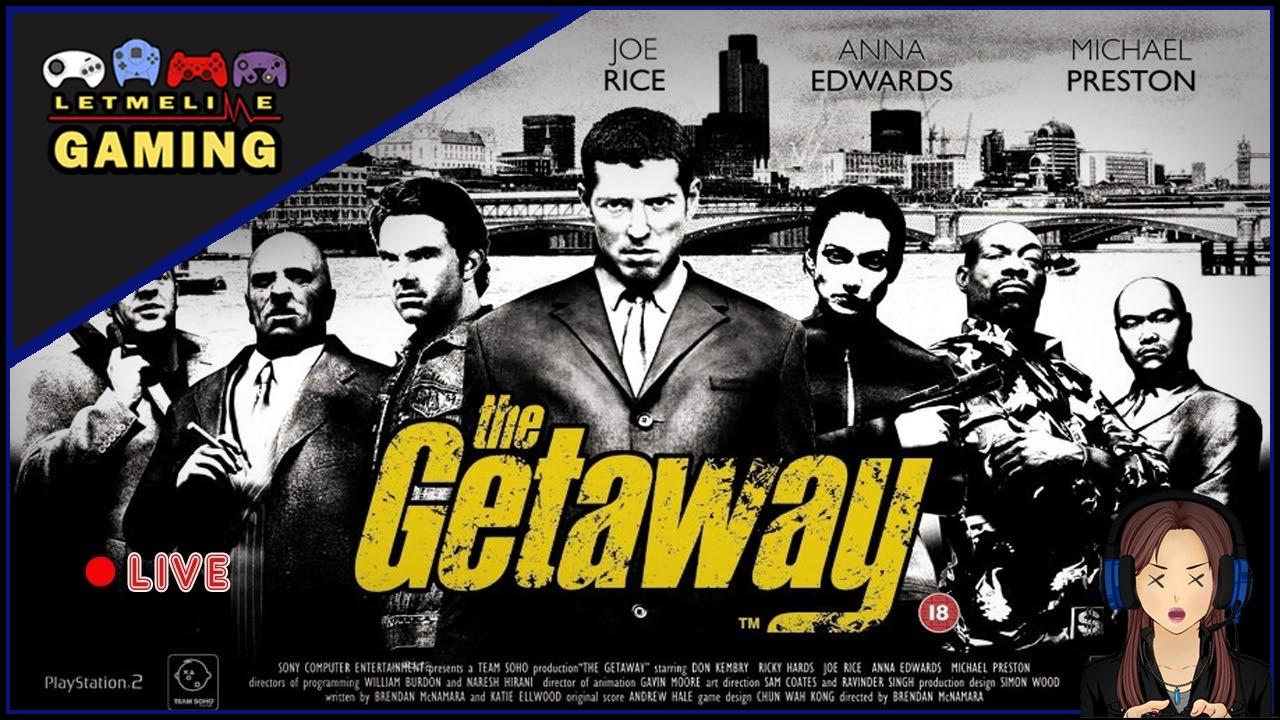 The Getaway Spiel