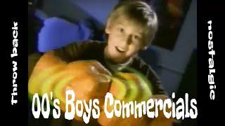 00s boys commercials