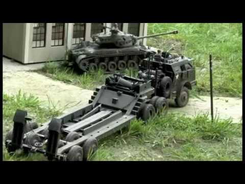 DRAGON WAGON 1/16 - TANK  _ PANZER - BATTELFIELD PART 4