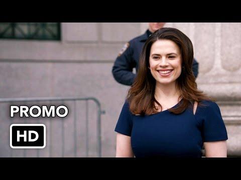 """Conviction (ABC) """"Interrogate, Investigate, Exonerate"""" Promo HD"""