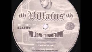 Villains - For The Mans Dem feat. Vicious Circle, Jai-Boo & High Timez
