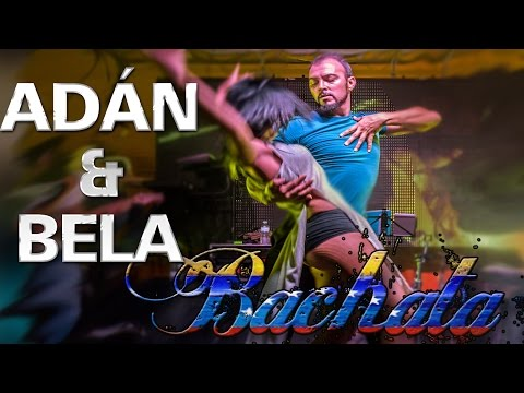 Bachata Adán y Bela - Lana del Rey - young and beautiful