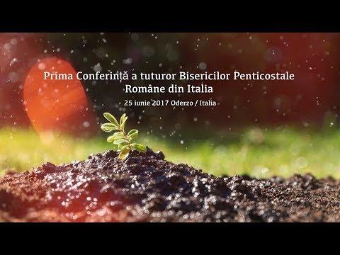 Prima intalnirea a Bisericilor Penticostale Romane din Italia