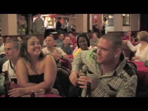 Karaoke Night at the Rocker NCO Club, Kadena AB, Okinawa, Japan - Gerald Bellew 1 HD