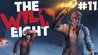 Огромный волк в бункере и очень много сюжета ● The Wild Eight #11